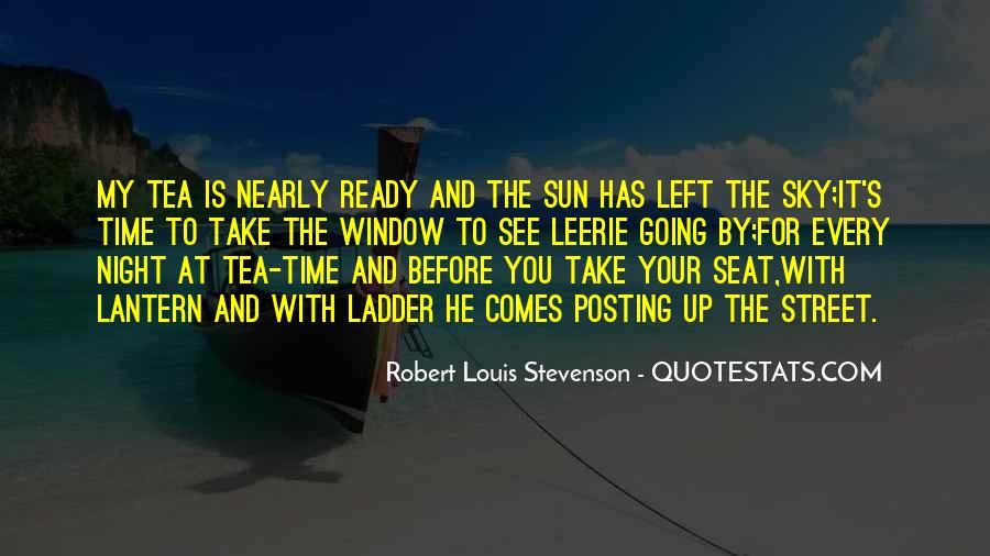Robert Louis Stevenson Quotes #960094