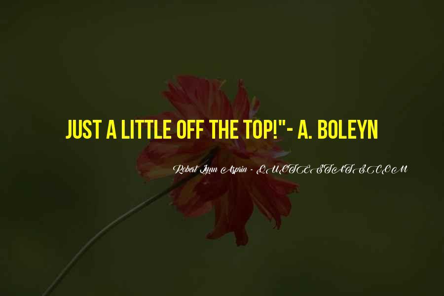 Robert Lynn Asprin Quotes #452107