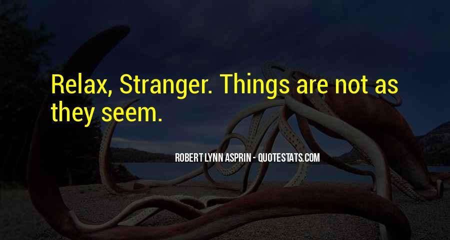 Robert Lynn Asprin Quotes #736565