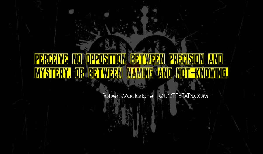 Robert Macfarlane Quotes #1075612