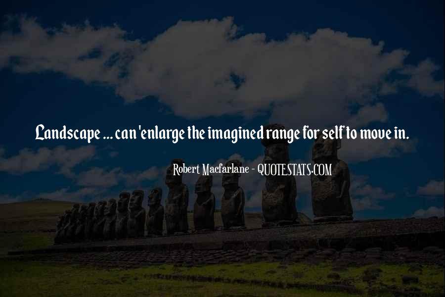 Robert Macfarlane Quotes #1518675