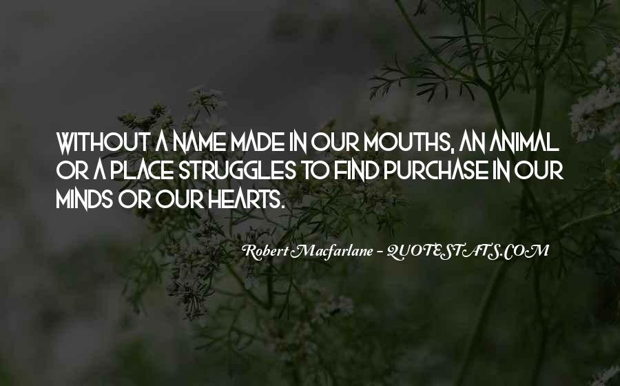 Robert Macfarlane Quotes #1521485