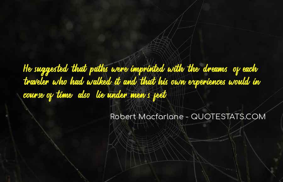 Robert Macfarlane Quotes #1677044