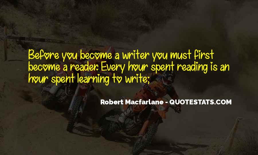 Robert Macfarlane Quotes #174642