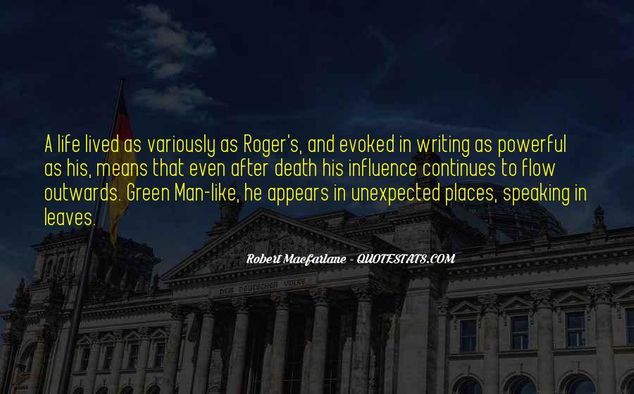 Robert Macfarlane Quotes #1790874