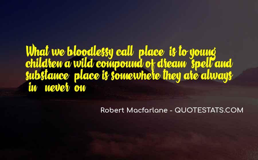 Robert Macfarlane Quotes #1823956