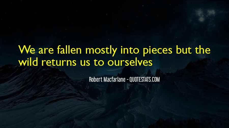 Robert Macfarlane Quotes #324460