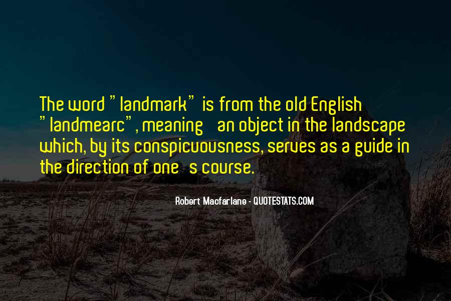 Robert Macfarlane Quotes #537246