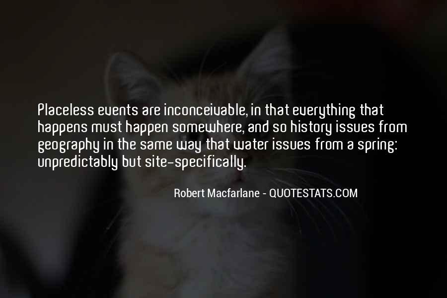 Robert Macfarlane Quotes #545415
