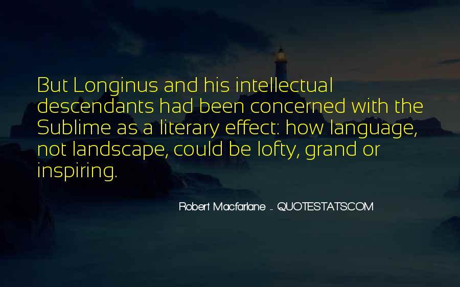 Robert Macfarlane Quotes #712502