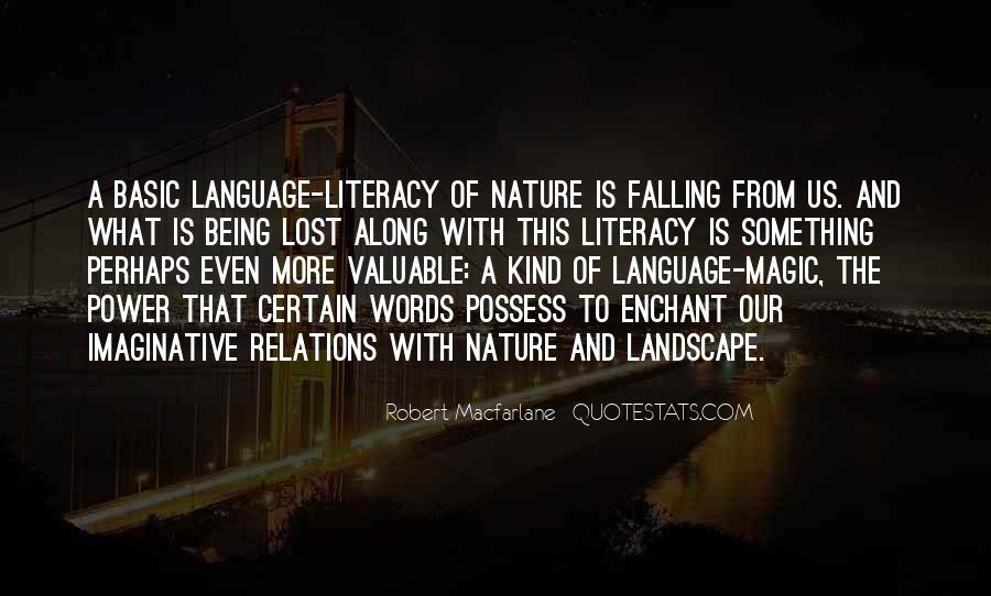Robert Macfarlane Quotes #827191