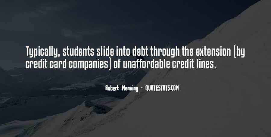 Robert Manning Quotes #1396737