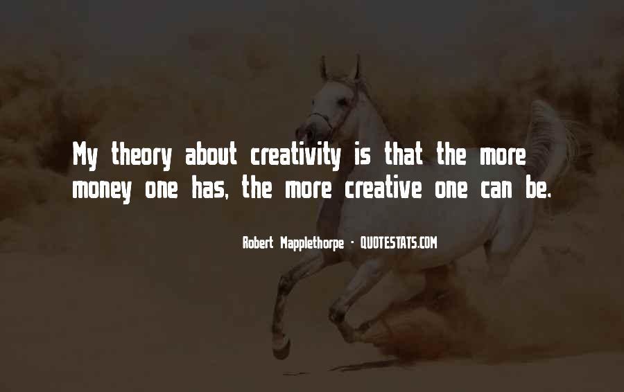 Robert Mapplethorpe Quotes #1181158
