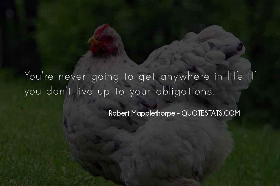 Robert Mapplethorpe Quotes #1390910