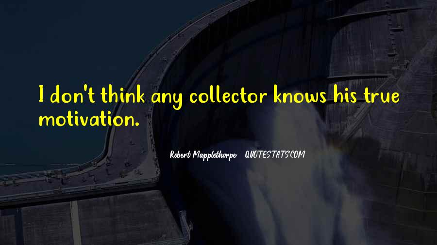 Robert Mapplethorpe Quotes #607647