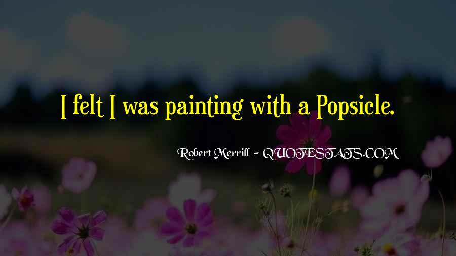 Robert Merrill Quotes #179408