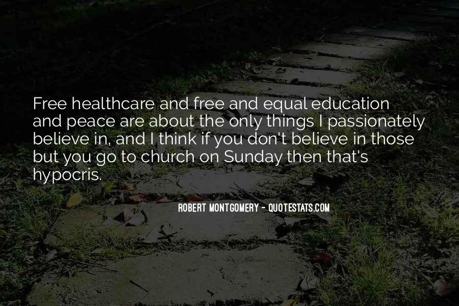 Robert Montgomery Quotes #1467104