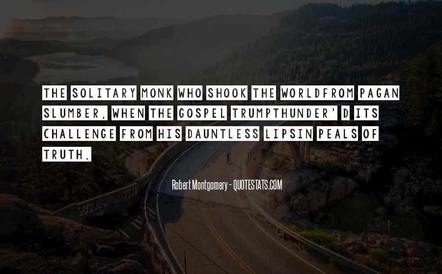Robert Montgomery Quotes #1506292