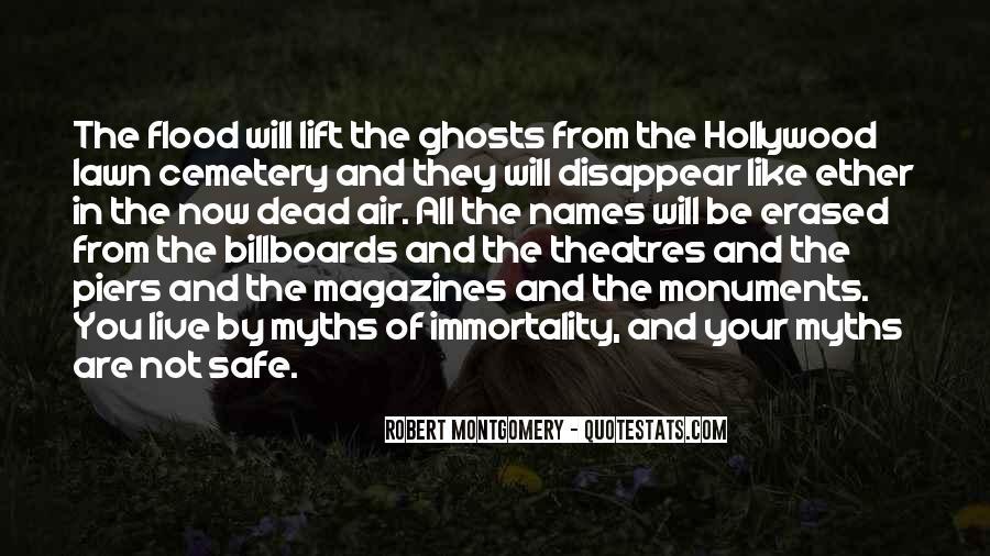 Robert Montgomery Quotes #1621378