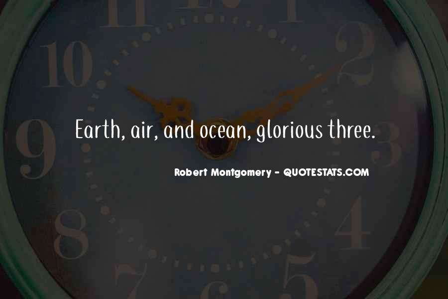 Robert Montgomery Quotes #1651648