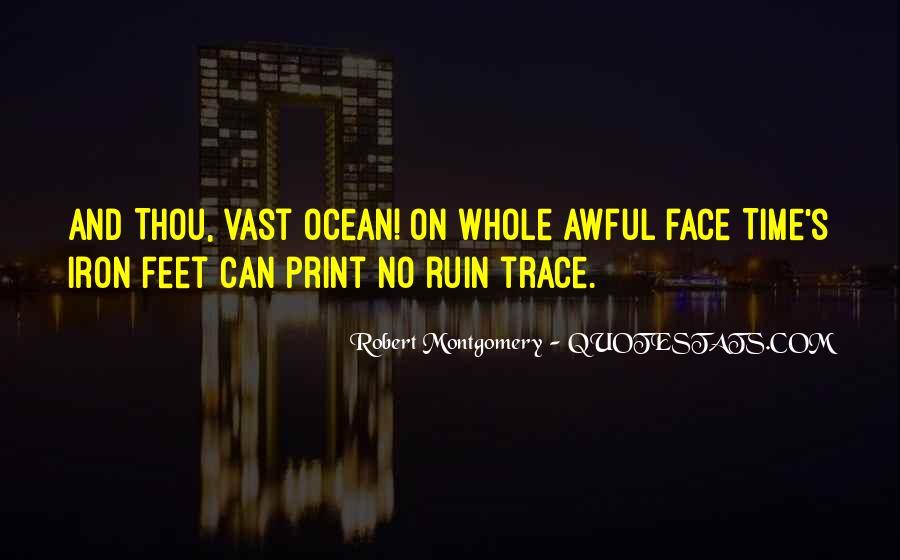 Robert Montgomery Quotes #334511