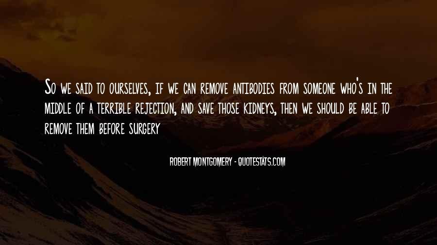 Robert Montgomery Quotes #730488