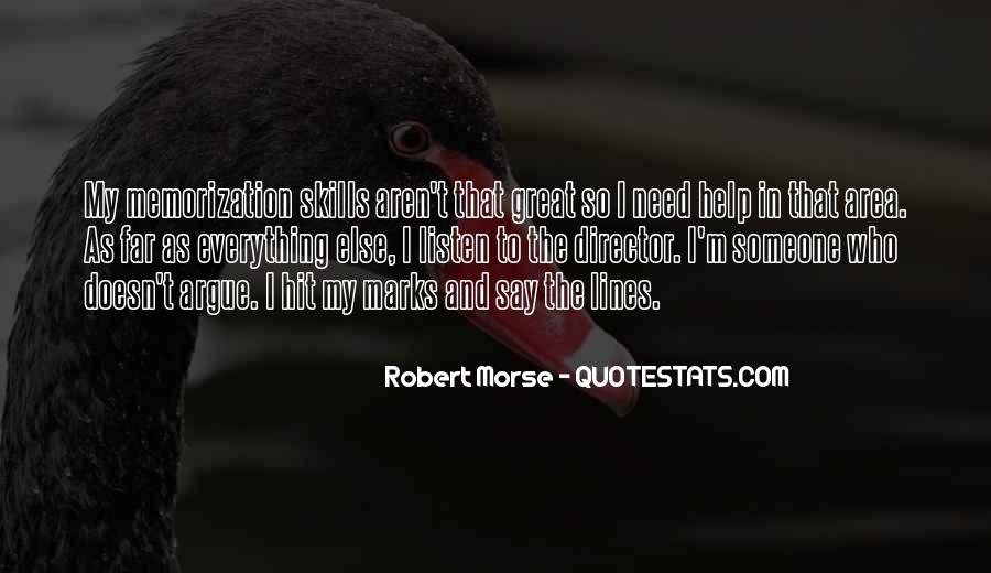 Robert Morse Quotes #1155602