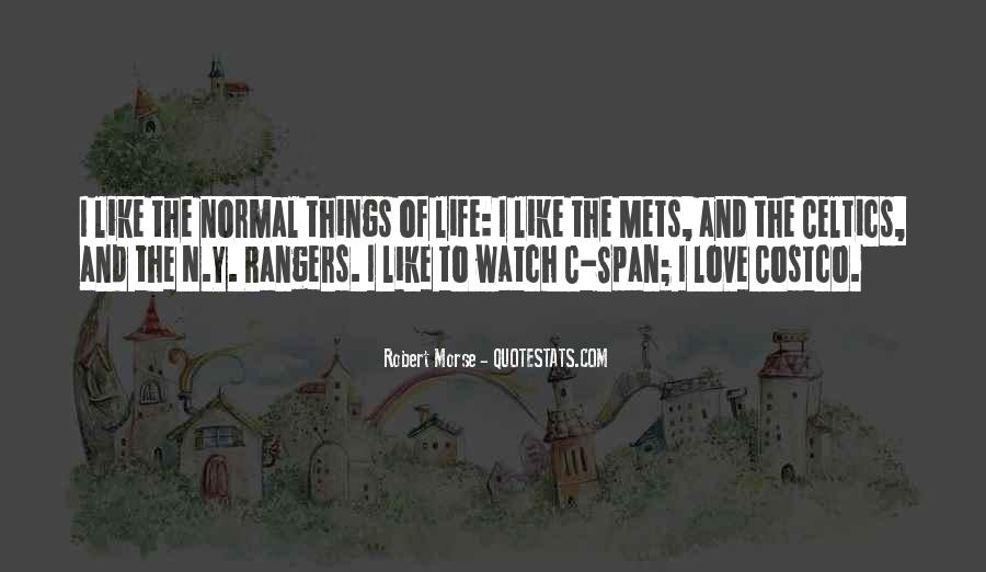 Robert Morse Quotes #361826