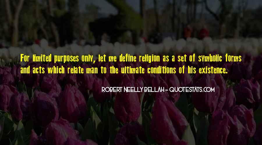 Robert Neelly Bellah Quotes #1147950