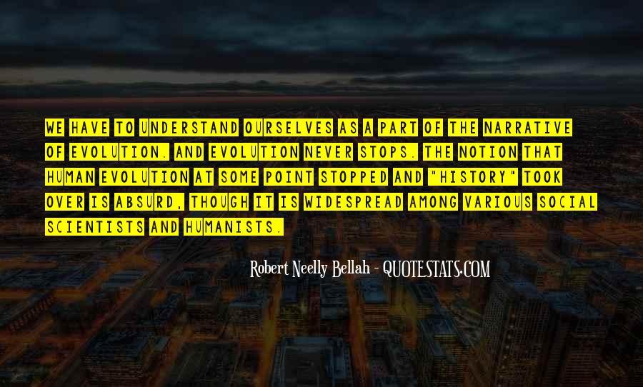 Robert Neelly Bellah Quotes #1197260