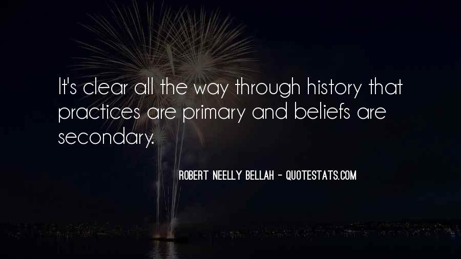 Robert Neelly Bellah Quotes #1332499