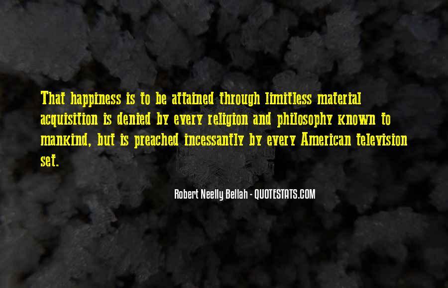 Robert Neelly Bellah Quotes #39298