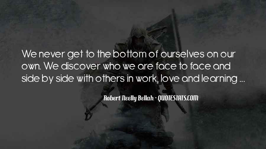Robert Neelly Bellah Quotes #441031