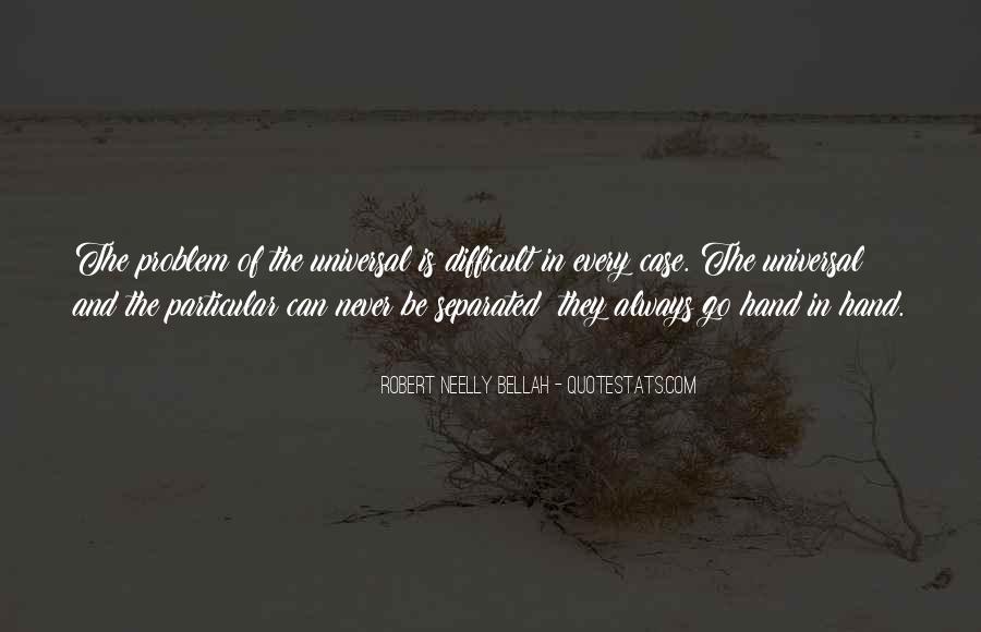 Robert Neelly Bellah Quotes #492821