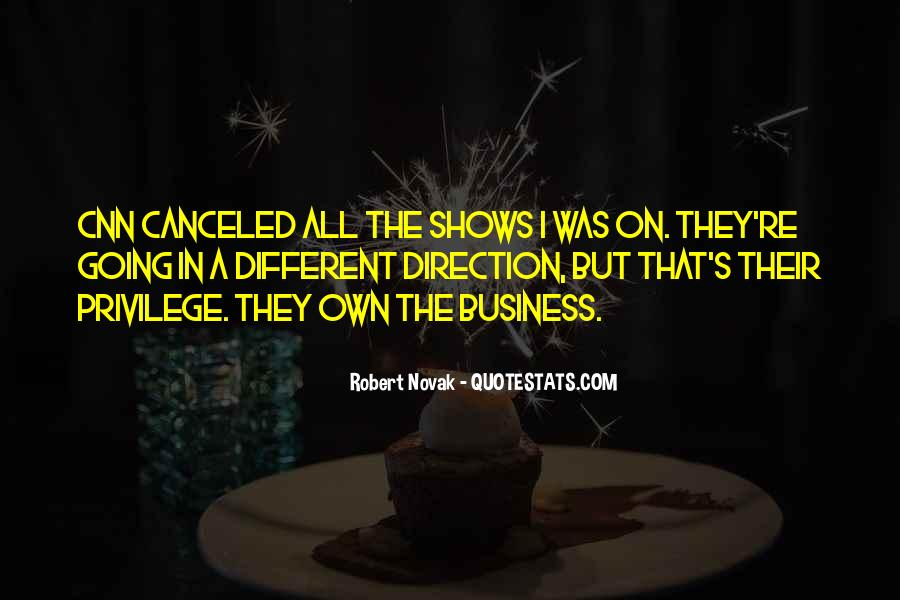 Robert Novak Quotes #1098550