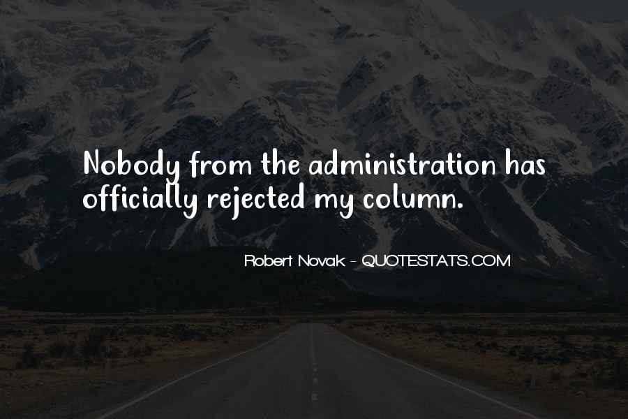 Robert Novak Quotes #1260117