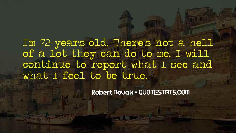Robert Novak Quotes #1411446