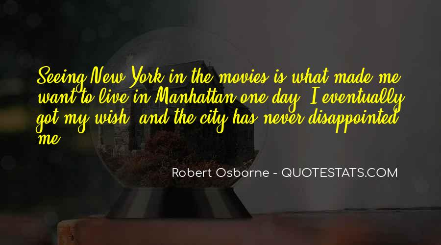 Robert Osborne Quotes #1380637