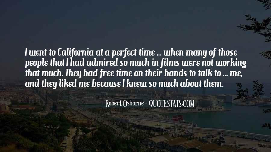 Robert Osborne Quotes #1517014