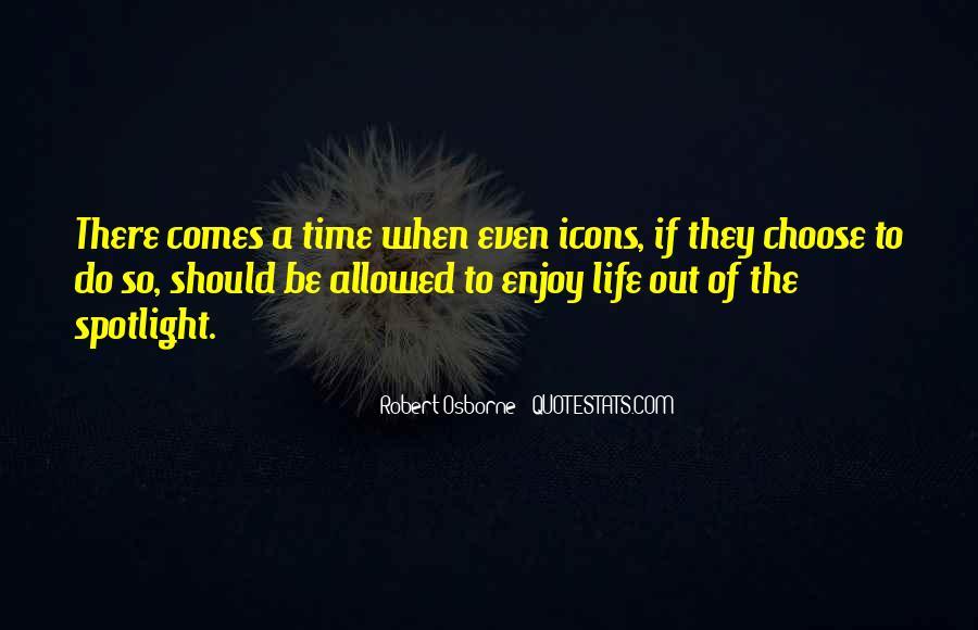 Robert Osborne Quotes #1657911