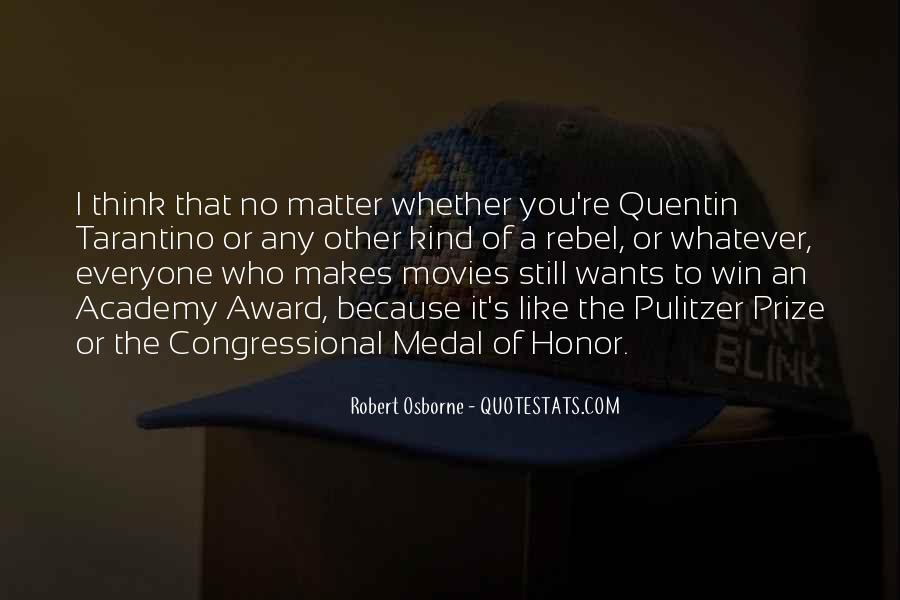 Robert Osborne Quotes #1788546