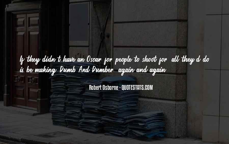 Robert Osborne Quotes #340066