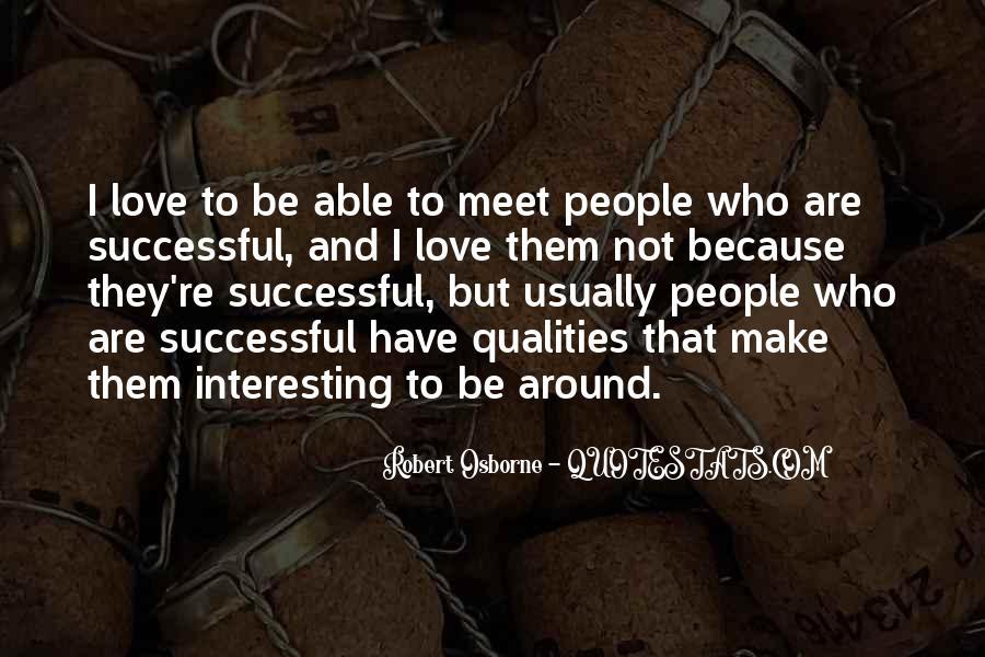 Robert Osborne Quotes #391672