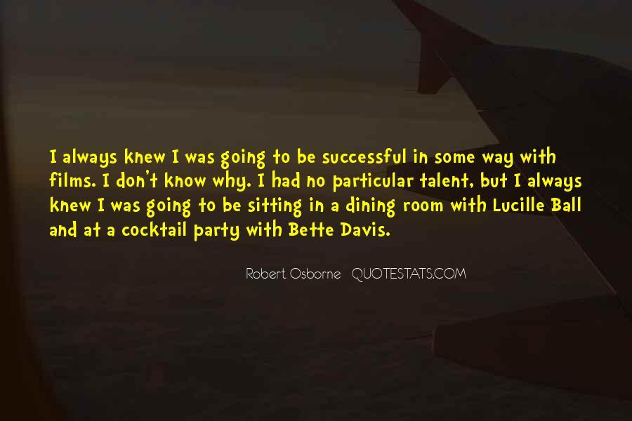 Robert Osborne Quotes #530351