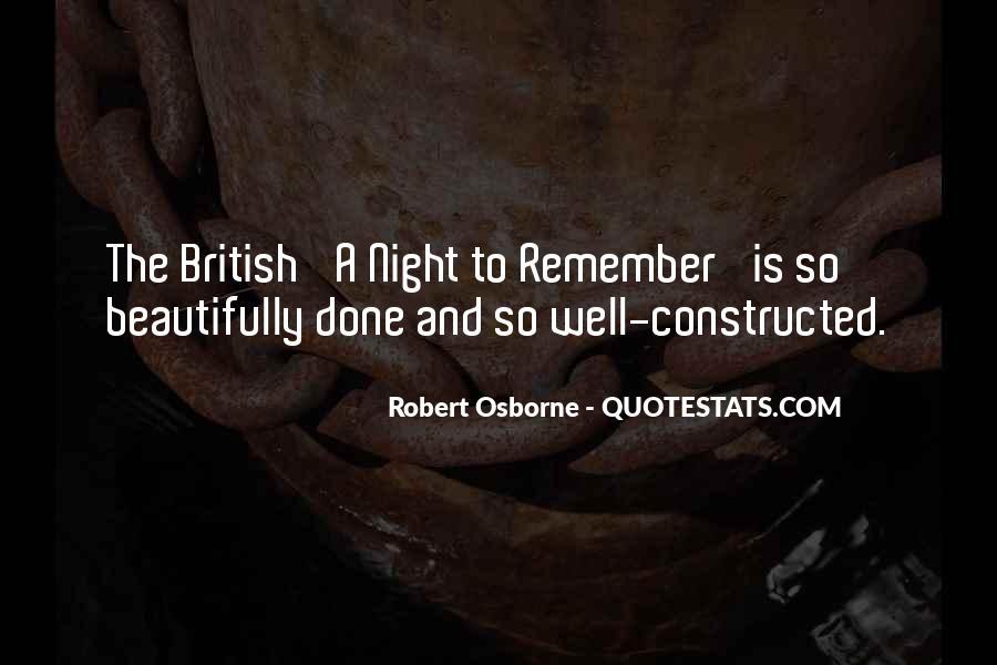 Robert Osborne Quotes #741582