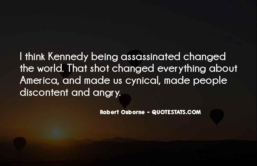 Robert Osborne Quotes #751236