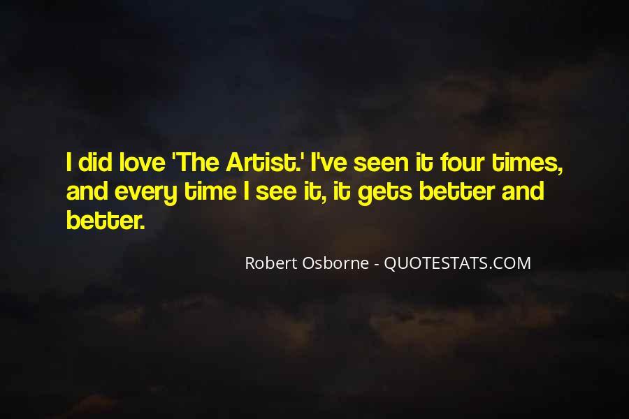 Robert Osborne Quotes #851277