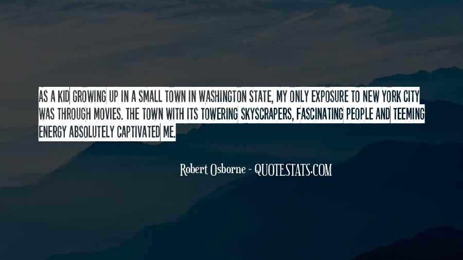 Robert Osborne Quotes #856508
