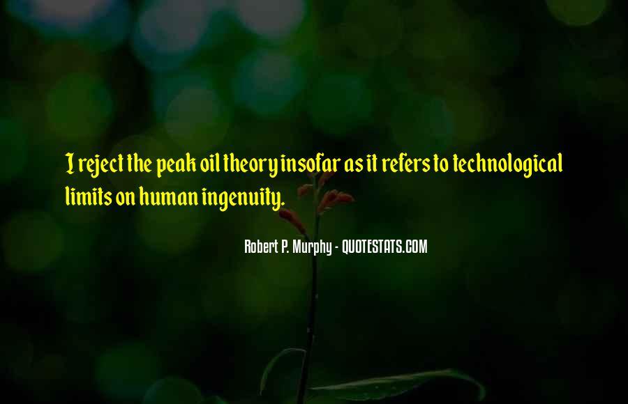 Robert P. Murphy Quotes #1179182