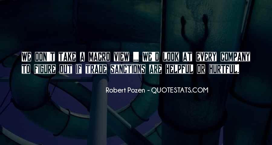 Robert Pozen Quotes #26104